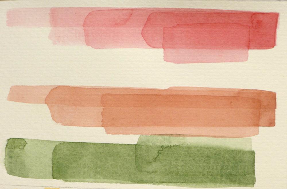 Zvýšenie sýtosti farby lazúrovaním
