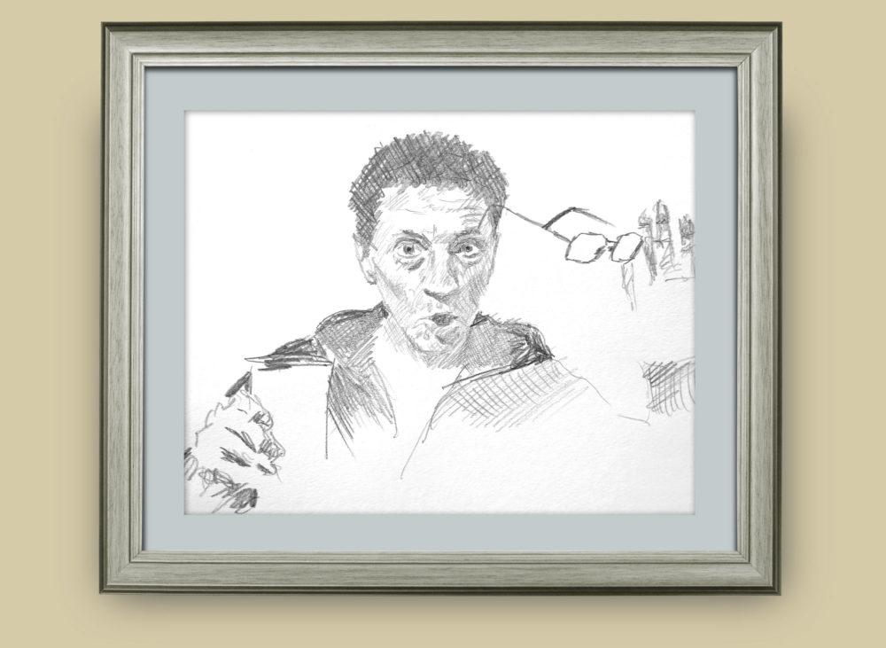 Maľovanie Portretu Podľa Fotografie Ukazky A Navod Od ľubice