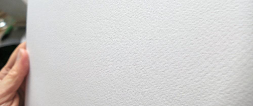 Akvarelový papier so štruktúrou